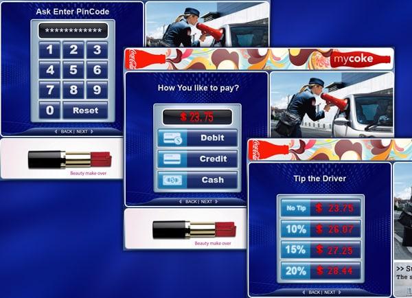 עיצוב אייקונים | I-Cab | GUI | דוגמה אפיון מערכת | איפיון | מערכת | פיתוח תוכנה