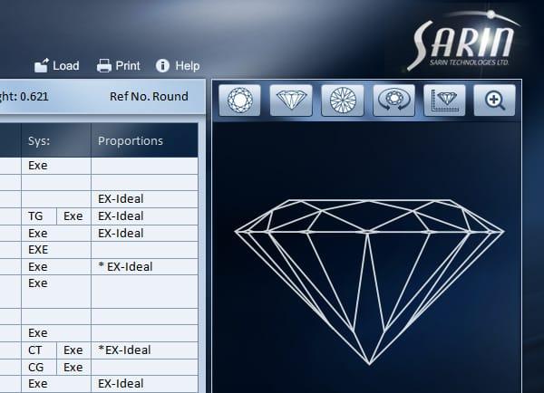 דוגמה אפיון GUI | פיתוח אפליקציה | איפיון ממשק משתמש | תוכנה | מערכת | Sarin | עיצוב
