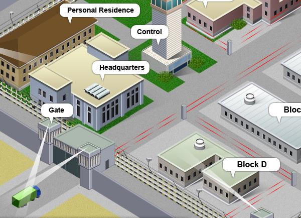 מצגות עסקיות | Defensive Shield | אנימציה | דוגמה מצגת עסקית