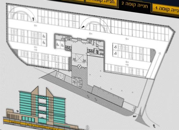 דוגמה בניית אתרים | שער העיר | פרוייקט בנייה | קידום אתרים | עיצוב אתר אינטרנט