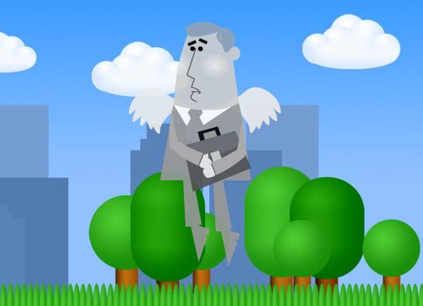 דוגמה סרטי תדמית   מנורה מבטחים   הפקת   מצגת עסקית   מצגות   אנימציה   פלאש