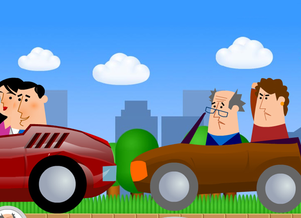 דוגמה סרטי תדמית   מנורה מבטחים   הפקת   מצגת עסקית   מצגות   אנימציה   מולטימדיה