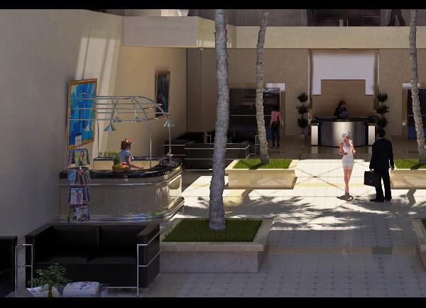דוגמה סרטי תדמית | שער העיר | הפקת | הדמיות תלת מימד | אנימציה | פלאש | סיור וירטואלי