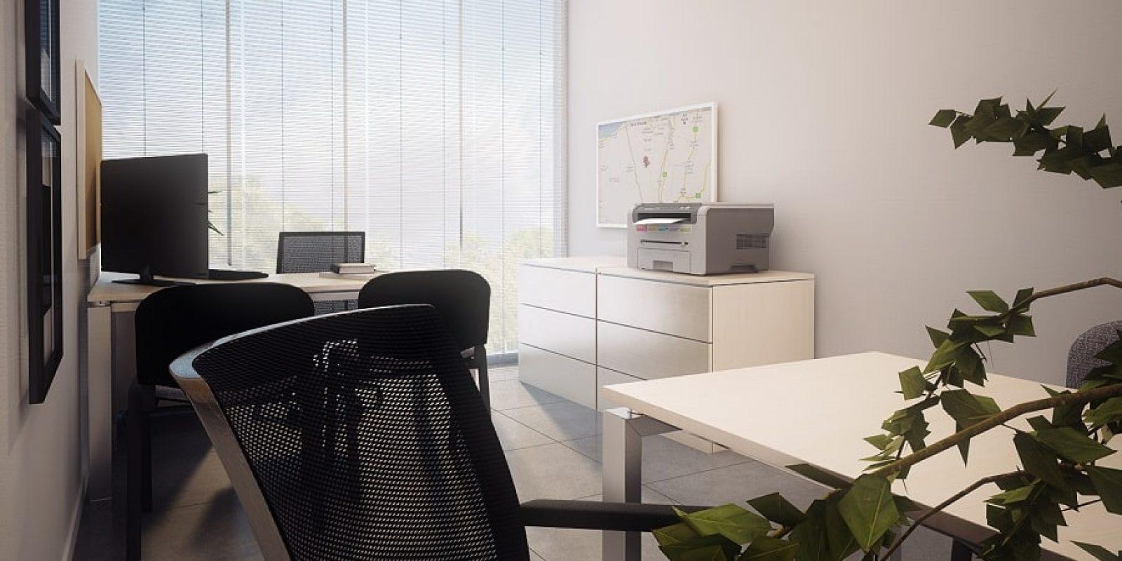 הדמיות תלת מימד   פנים: חברת חשמל משרד