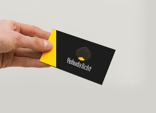 מיתוג עסקי   יהודה ליכט   עיצוב לוגו   כרטיס ביקור   פליירים   ברושור   שלטים   עסק