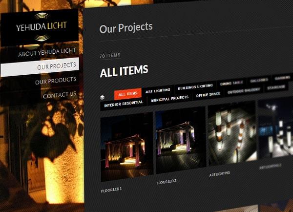 בניית אתרים | עיצוב אתר | אינטרנט יהודה ליכט