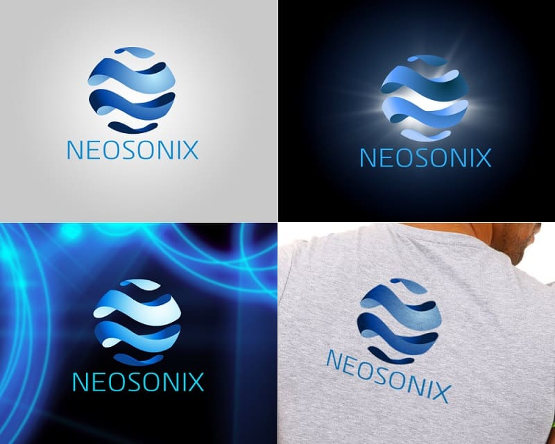 Web3D | מיתוג עסק | דפוס | neosonix