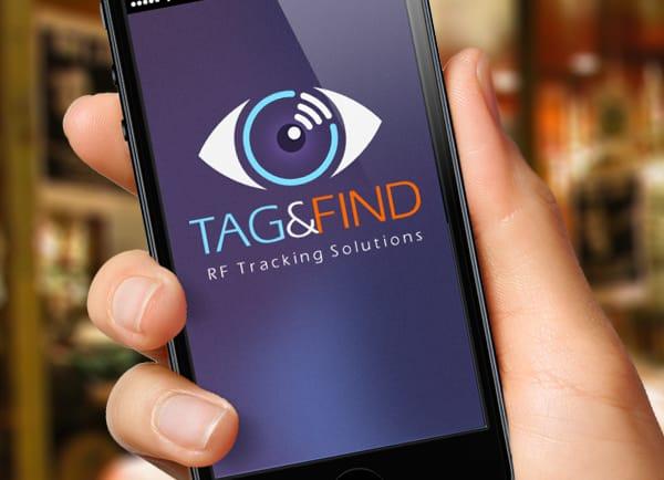גרפיקה | גרפי | לוגו עיצוב | Tag & Find