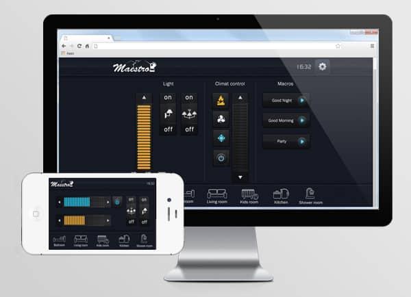 אפיון | GUI | CDI Maestro | עיצוב תוכנה | ממשק משתמש