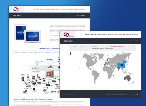 בניית אתר אינטרנט | עיצוב אתרים לעסקים | CDI | אתרי תדמית | לעסקים