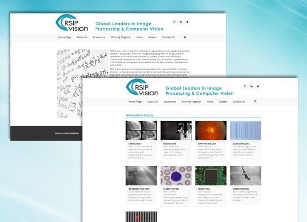 בניית אתרי אינטרנט לעסקים | בניית אתרים | עיצוב | RSIP