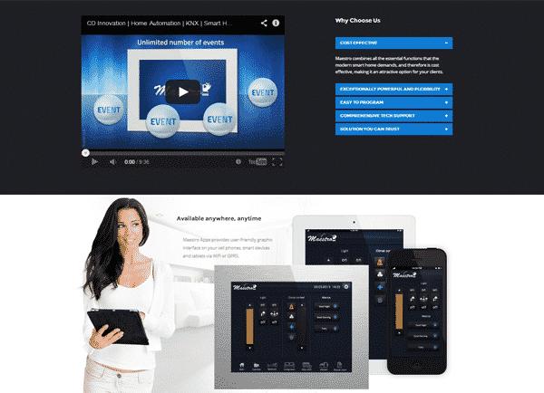 בניית אתר אינטרנט | אתרים | CDI | אתרי תדמית | לעסקים