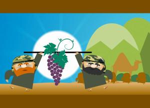 סרטון אנימציה, פסח 2015, אגרת ברכה לפסח