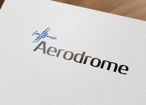 עיצוב לוגו | מיתוג לעסק - Aerodrome