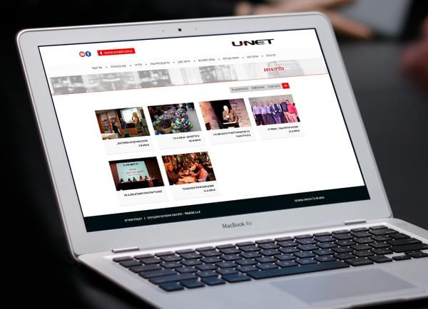 web3d, unet, עיצוב אתרים, בניית אתר וורדפרס