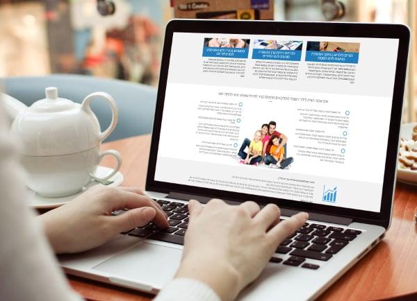 web3d, פרלמוטר, בניית אתרי וורדפרס לעסקים