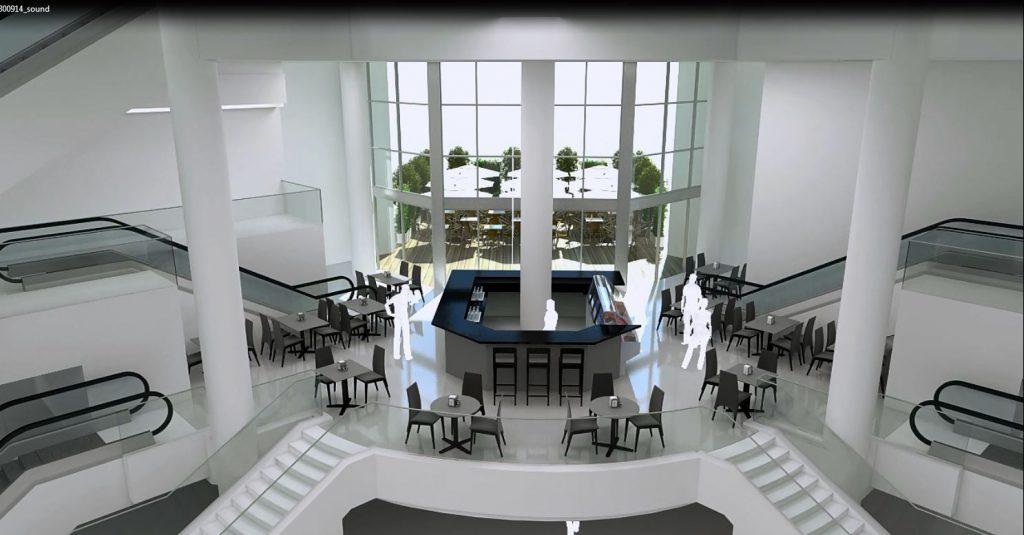 הדמיות תלת מימד | אדריכליות: הדמיית קניון Friendly Mall