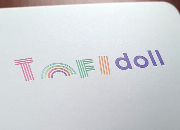 web3d, מיתוג עסקי, TOFI doll