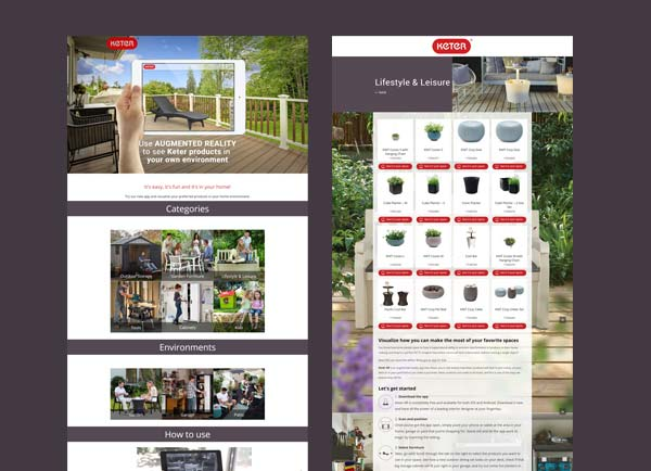 web3d, כתר, הקמת חנות אינטרנטית