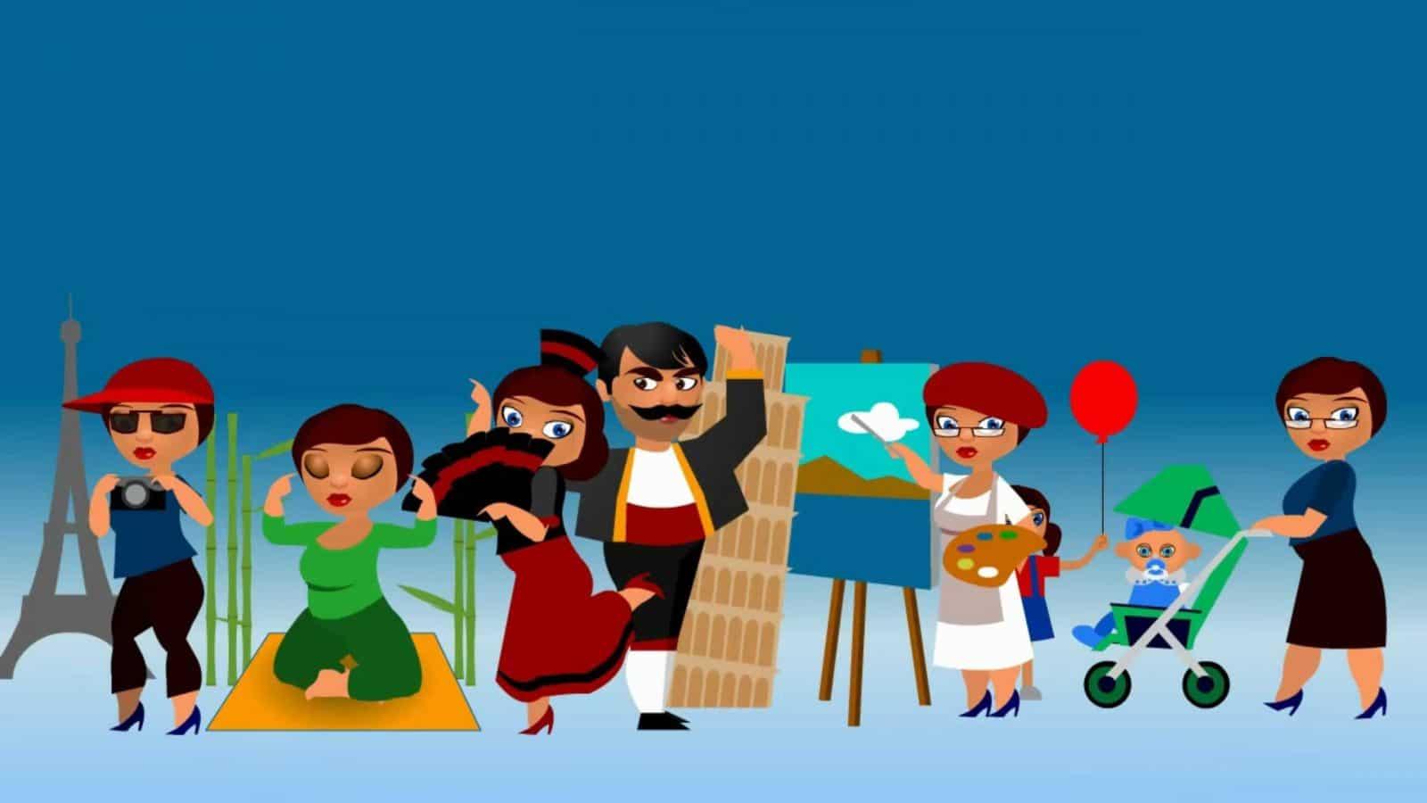 Web3D - הפקת סרטוני תדמיתת ואנימציה - benefit