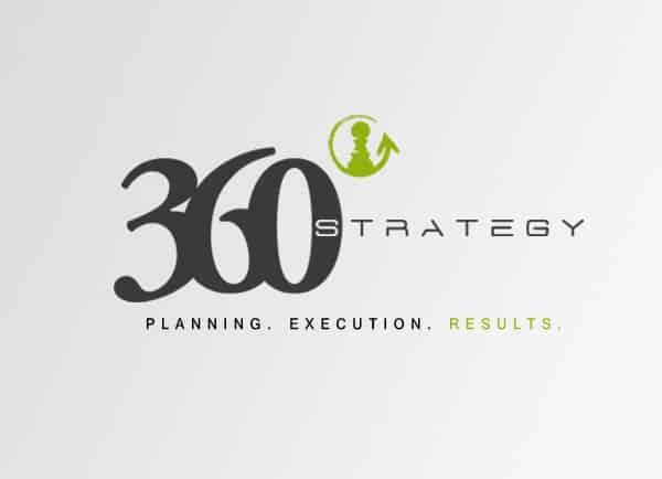 Web3D | מיתוג | עיצוב לוגו: Strategy 360
