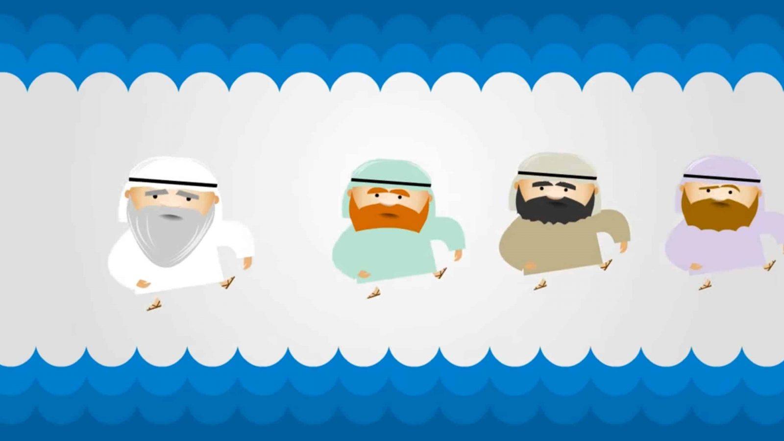 Web3D - מיתוג עסקי - אנימציה של אגדת פסח