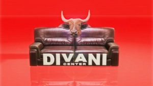 Web3D - לוגו של divani center - עיצוב
