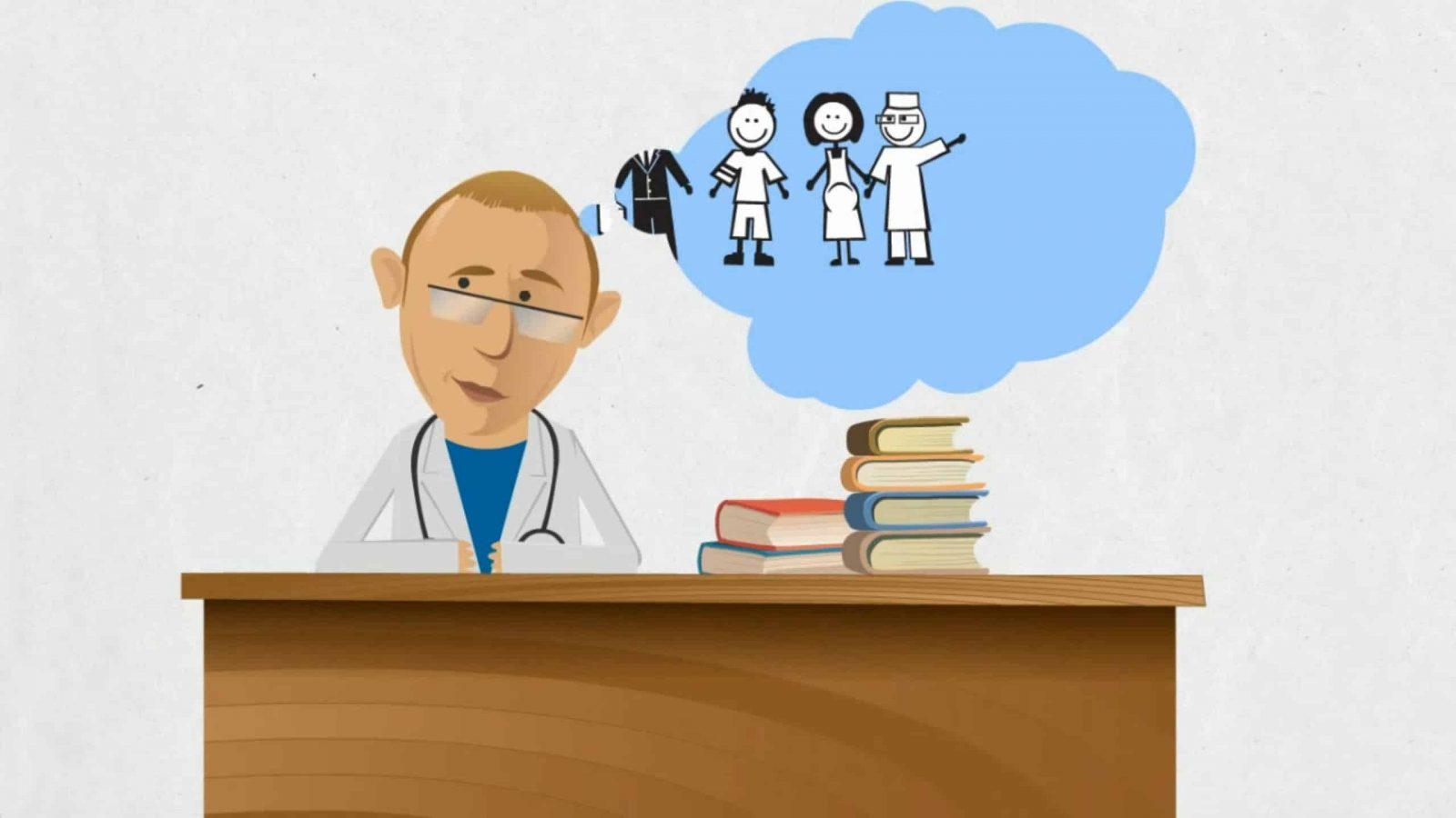 Web3D - סרטוני תדמית אנימציה - GBooking - פלאש