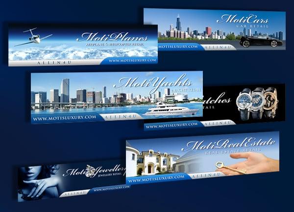 Motis Luxury, מיתוג ועיצוב, מיתוג עסק