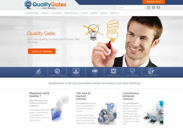 Web3D | הקמת אתרים | בניית אתר: Quality Gates