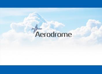 בניית מצגת עסקית לחברת Aerodrome פרויקט