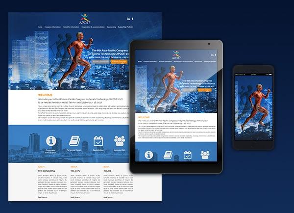 web3d, טאבלט וסמארטפון, הקמת אתרים