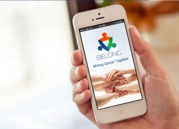 אפיון | עיצוב אפליקצייה – BELONG פרויקט