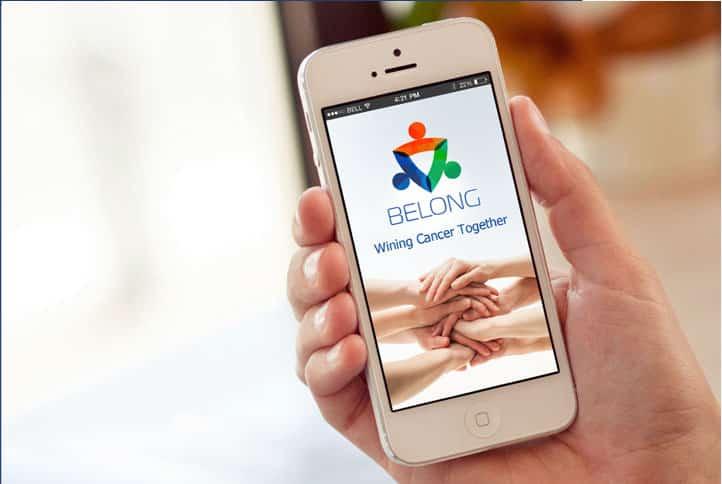 אפיון | עיצוב אפליקצייה - BELONG