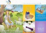 Web3D | הקמת אתרים | חנות וירטואלית : Bible Land