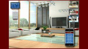 Web3D - contec app - בניית מצגת