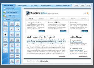 daronet, הקמת אתר אינטרנט, בניית אתר תדמית