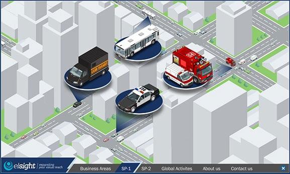 Web3D - מיתוג עסק - elsight