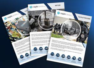 Web3D | מיתוג עסקי | פליירים | ברושור: El-Sight