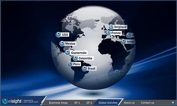 Web3D - בניית מצגות עסקיות - elsight