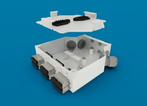 Web3D - סיור וירטואלי - fiberoptic