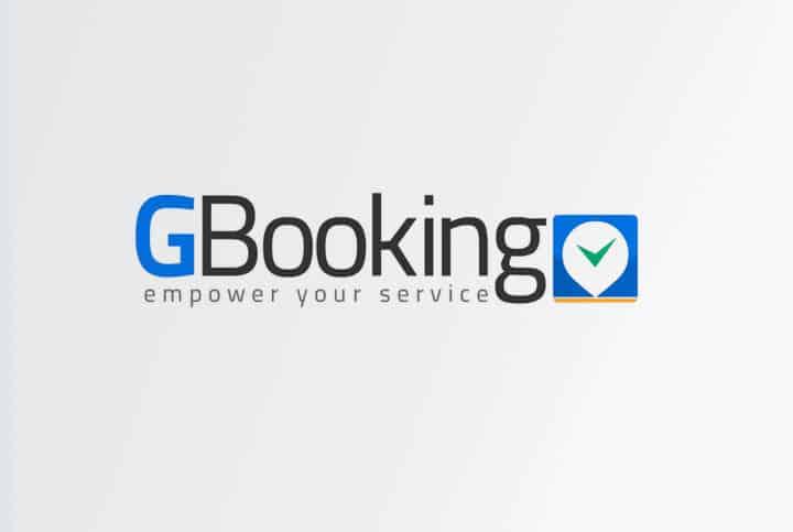 עיצוב לוגו: GBooking