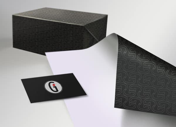 Web3D | מיתוג עסק | כרטיס ביקור: gilush, גילוש
