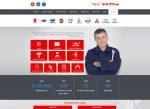 Web3D | בניית אתר תדמיתי | עיצוב אתר: הילוך שישי מוסכים