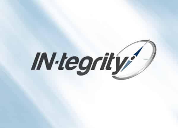 Web3D | עיצוב גרפי | עיצוב לוגו: IN-tegrity