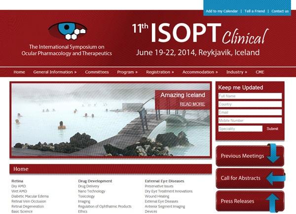 Web3D   בניית אתרים   עיצוב אתר: ISOPT