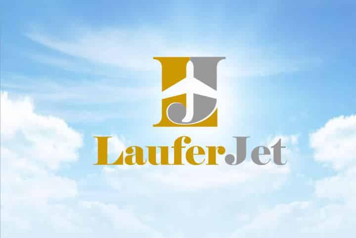 עיצוב לוגו | מיתוג עסקי: LauferJet