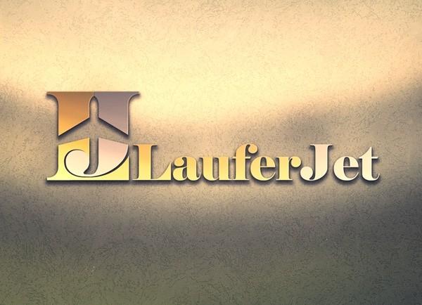 Web3D | עיצוב לוגו | מיתוג עסקי: LauferJet