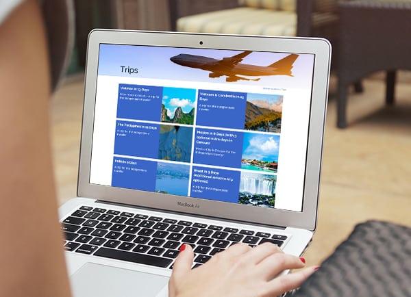 maman aviation, בניית אתר, יתוח אתרים