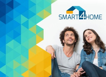 אפיון UI, UX | עיצוב אפליקציה: Smart4Home פרויקט